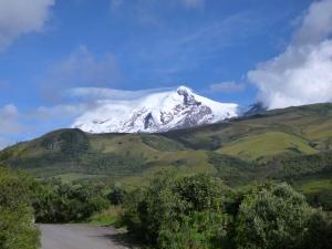 Volcan Cayambé