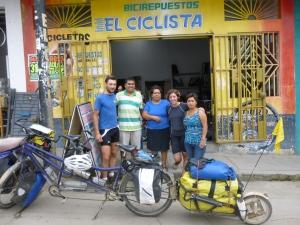 Tienda de bici